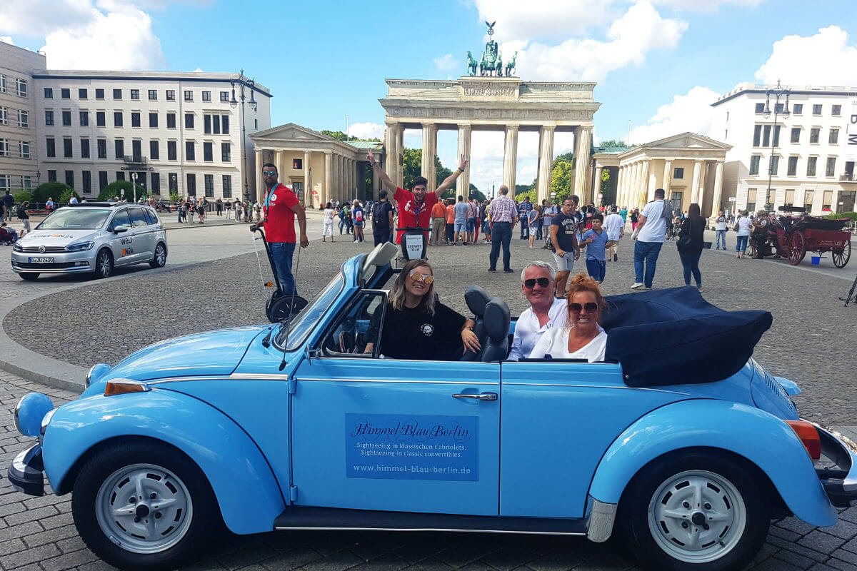 Sightseeingtour Berlin