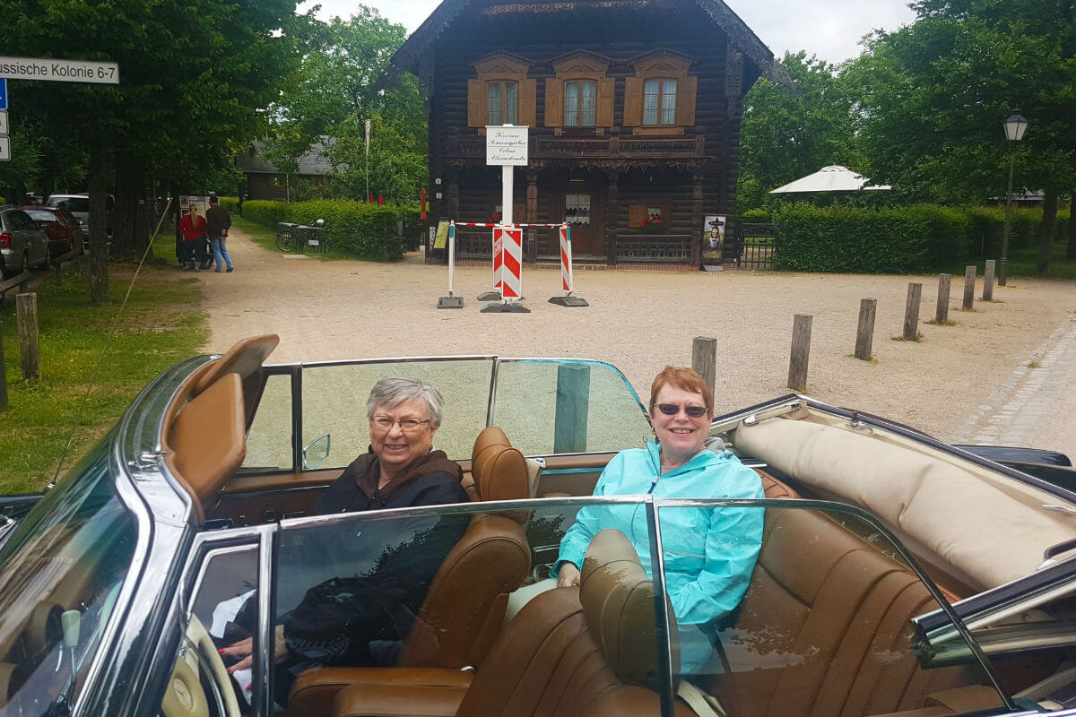 Sightseeing Tour Berlin Potsdam
