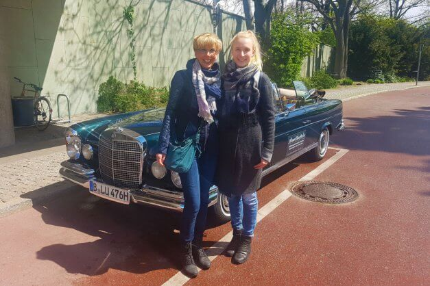Sightseeing Tour Berlin Tiergarten