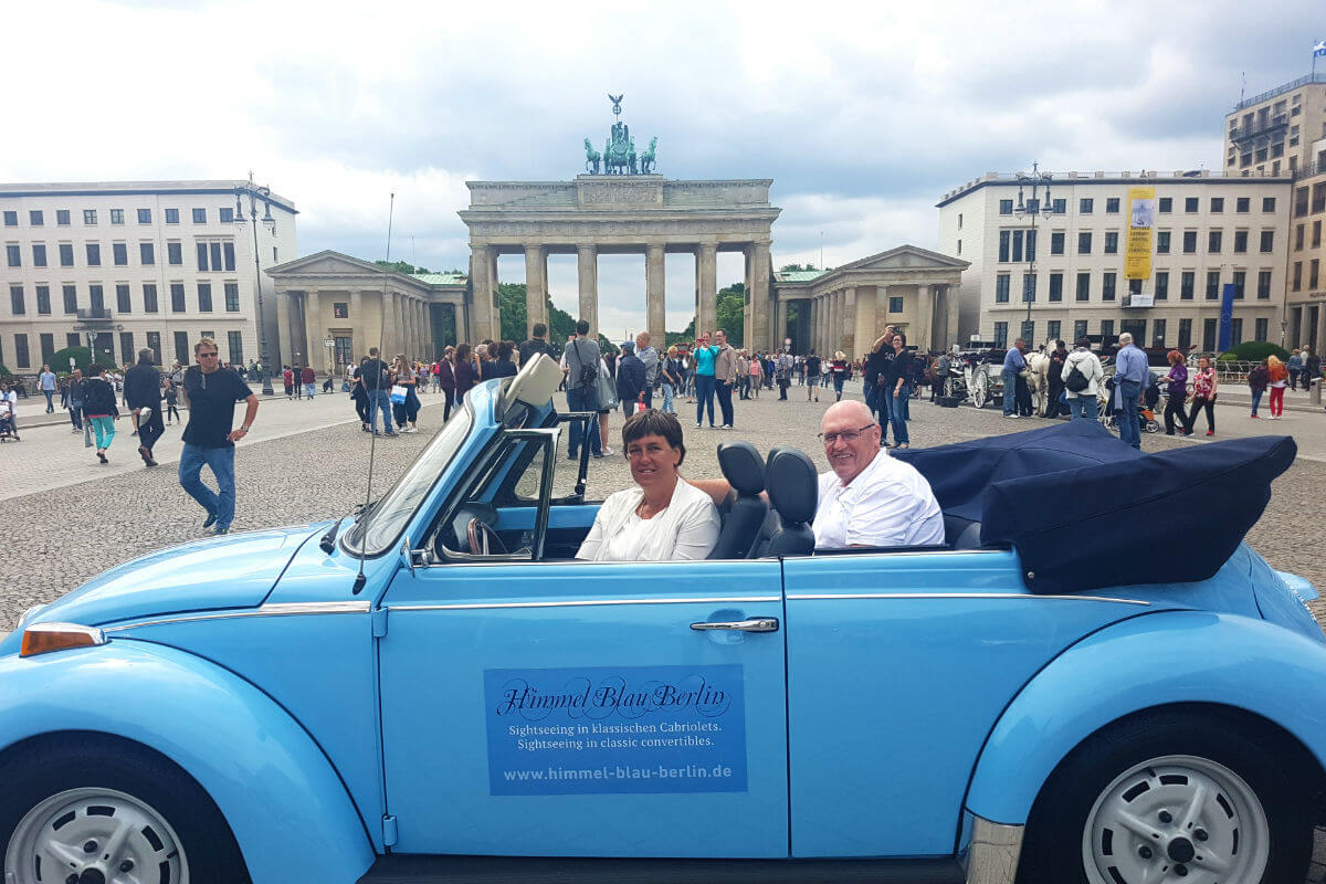HimmelBlauBerlin Sightseeing Tour Privat