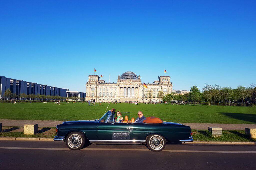 Sightseeing Tour in Berlin