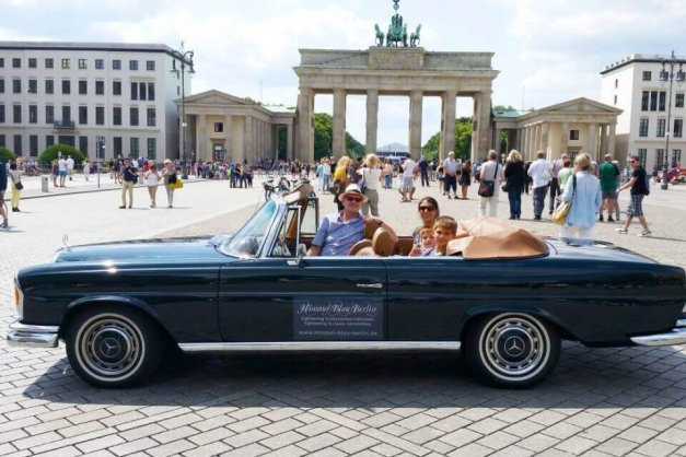 Private Sightseeing Tour Berlin mit Brandenburger Tor