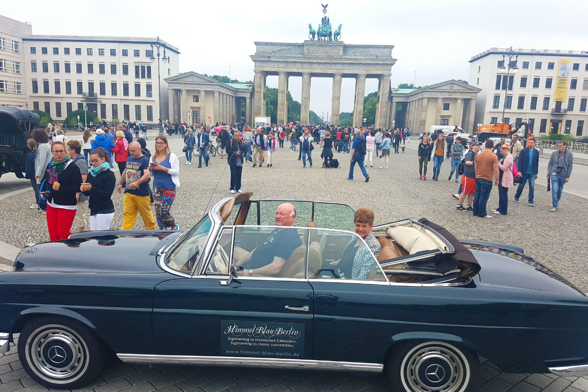 Sightseeing Tour Berlin